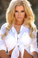 Extensii microring blond auriu