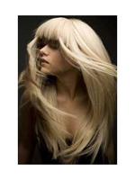 Extensii microring blond cenusiu