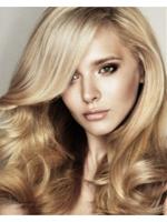 Extensii microring blond nisipiu